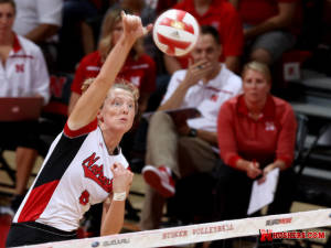 Huskers Fall in Five at No. 3 Texas