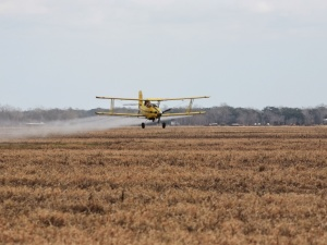 Nebraska pilot killed in crop-duster crash, authorities say