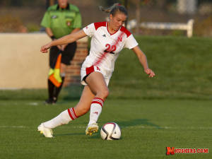 Husker soccer 1-1 in last two matches