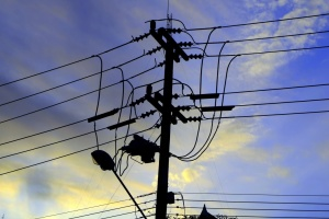 Let utility crews handle downed power lines
