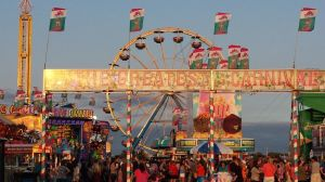 Nebraska State Fair Attendance—Up