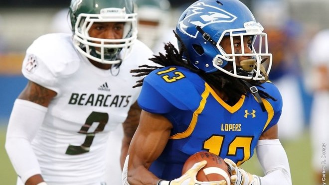 Lopers Lose Season Opener, Photo Courtesy, UNK Sports Information