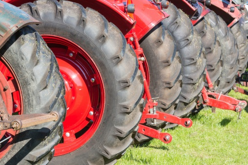 Monthly Tractor Sales Decline, Combine Sales Increase