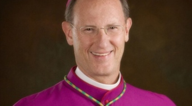 Bishop James Conley