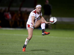 Huskers Fall to Badgers, 3-0