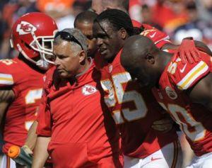 Chiefs Suffer Big Loss