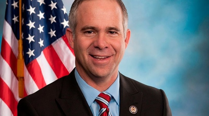 Congressman Tim Huelskamp of Kansas (Courtesy of Congressman Huelskamp's Office)