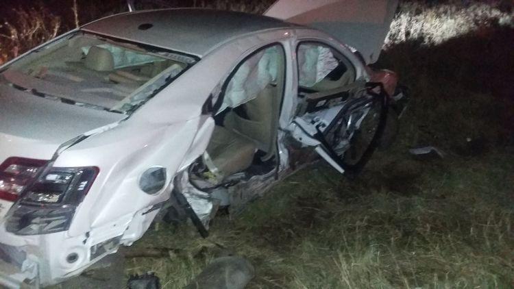 Suspected Drunk Driver Causes Three Vehicle Crash Krvn Radio