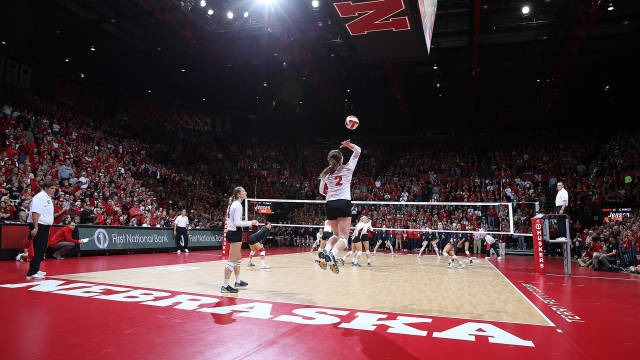 Huskers To Host NCAA Tourney Action, Photo Courtesy NU Media Relations