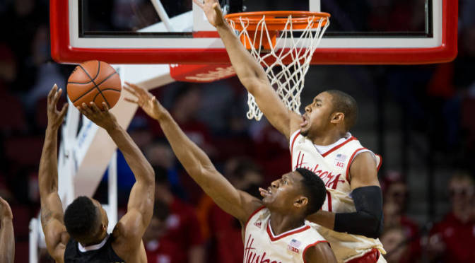 Huskers Pick Up Win At Home, Photo Courtesy NU Media Relations