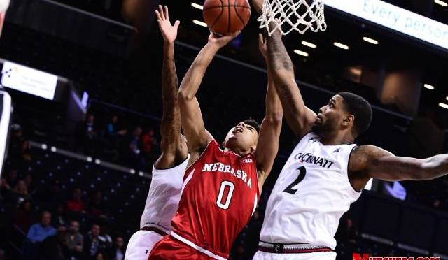 Tai Webster has big game for NU. Photo Courtesy NU Media Relations