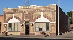 Kimball city hall