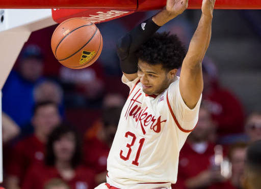Husker Shavon Shields Courtesy/NU Media Relations