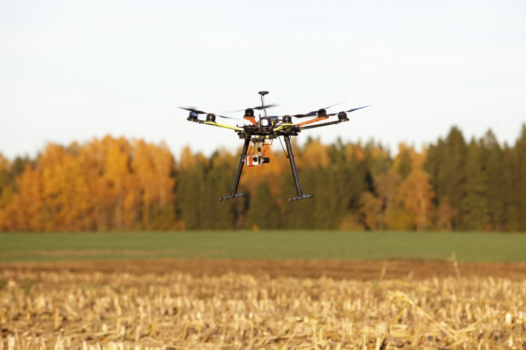 Bill seeks to stop drone use to spy on people, harass cows