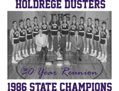 (Audio) 1986 Holdrege State Title Team To Be Remembered