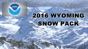 Wyoming snowpack still below average after January storms