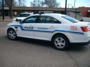 Alliance Police recover stolen vehicle