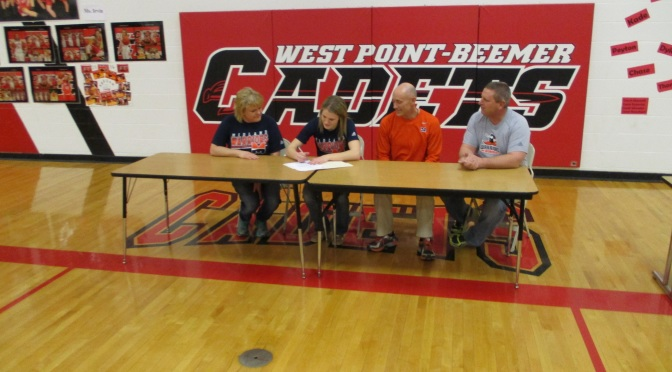 RRN_Amanda Hansen signs with Midland