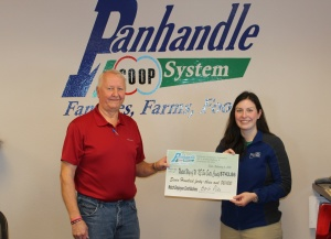 Panhandle Coop donation brings Box Butte United Way Chapter close to goal
