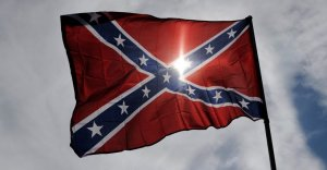 Kansas school grapples with debate over Confederate flag