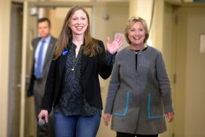 Chelsea Clinton to visit Nebraska to campaign for her mother