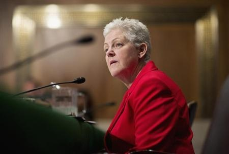 On many occasions, U.S. Environmental Protection Agency Administrator Gina McCarthy has told Congress there is a need to improve relations between EPA and an agriculture community largely untrusting and fearful of the agency. (Reuters/Joshua Roberts)