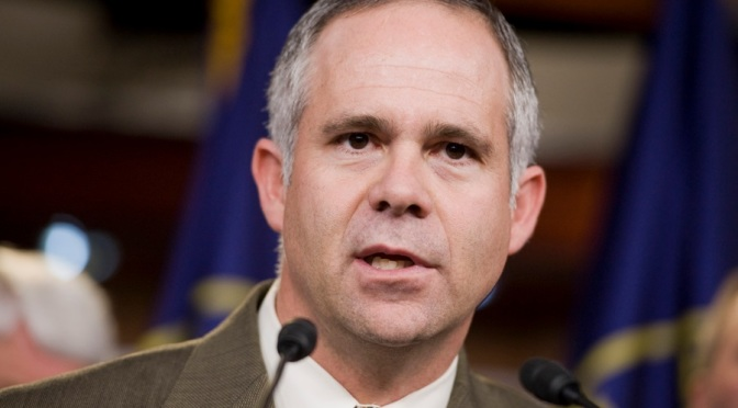 Kansas Congressman Tim Huelscamp (Courtesy photo)