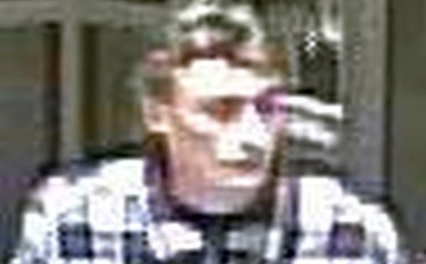 Courtesy/ Kearney Police Department.   Assault and attempted  robbery suspect from February 5, 2016 incident at a Kearney Casey's Gas Station.