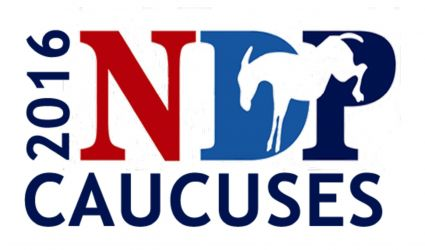 Courtesy/ Nebraska Democratic Party Caucuses 2016