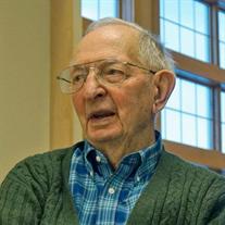 Charles Robert Fenster, 96, Gering