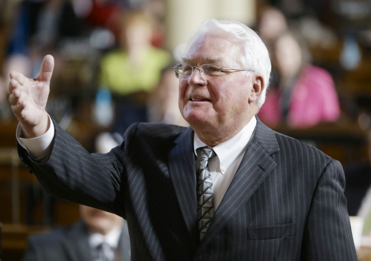 Nebraska speaker rips column likening lawmakers to monkeys
