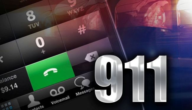 Courtesy/MGN. 911 phone call.