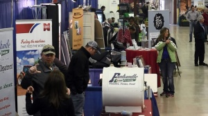 31st KNEB Farm & Ranch Expo underway in Mitchell