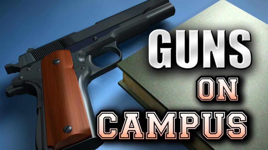 Kansas Senate defeats call to extend weapons prohibition