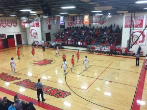 Lexington downs Broken Bow