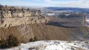 Monument trail remains closed from December rock slide