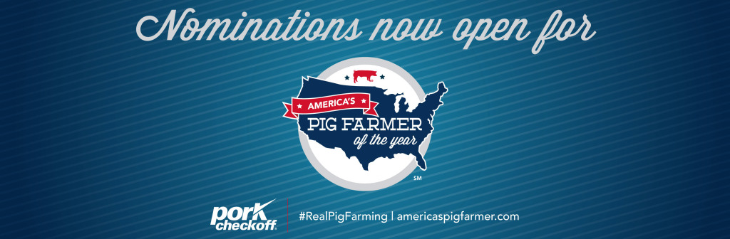 Iowa Pig Farmer Appointed America's Pig Farmer of the Year