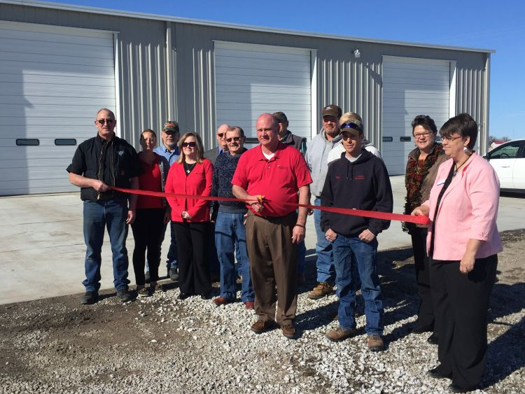 (AUDIO) Custer Power opens new service building