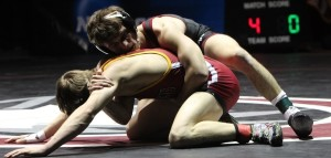 CSC wrestlers move to 12-1 on the season