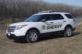 Cuming County Sheriff's Monthly Stats