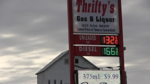 Gas price wars in Torrington