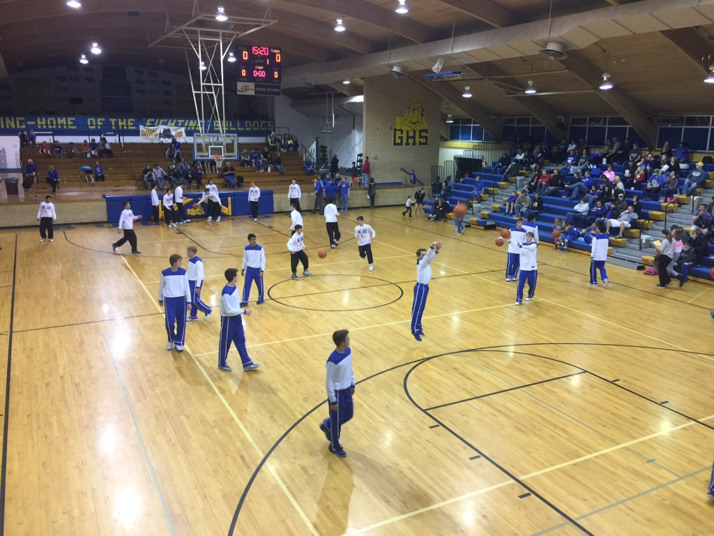 Gering gets hard fought win over Lexington
