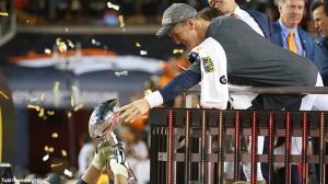 Broncos win third Super Bowl title