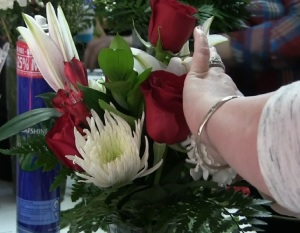 Area florists keeping busy with Valentine's Day rush