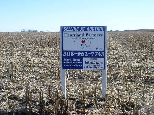 Nebraska Farm Real Estate Values Fall