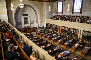Nebraska lawmakers advance bill targeting child care subsidy