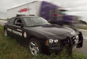 Man fired at Nebraska trooper during chase, authorities say
