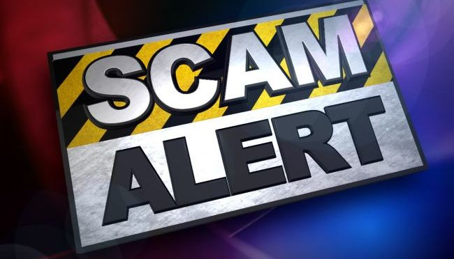 Courtesy/MGN. Scam Alert.