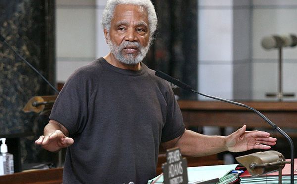 Courtesy/Nebraska Legislature. Sen. Ernie Chambers of Omaha.