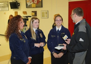 New FFA Chapters Sprout Up